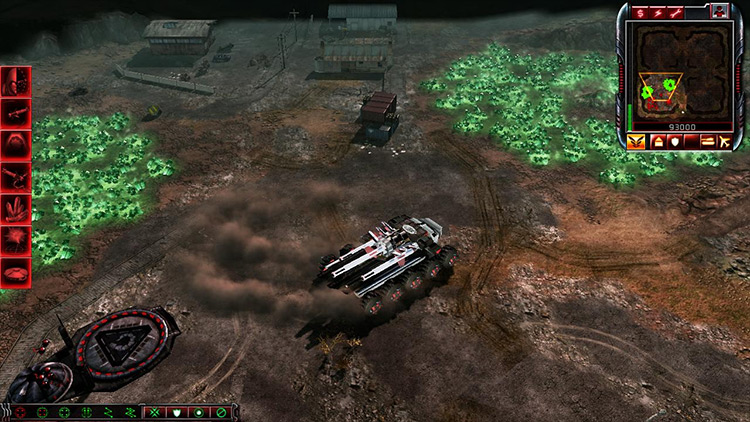 Heroic mod for C&C 3: Tiberium Wars