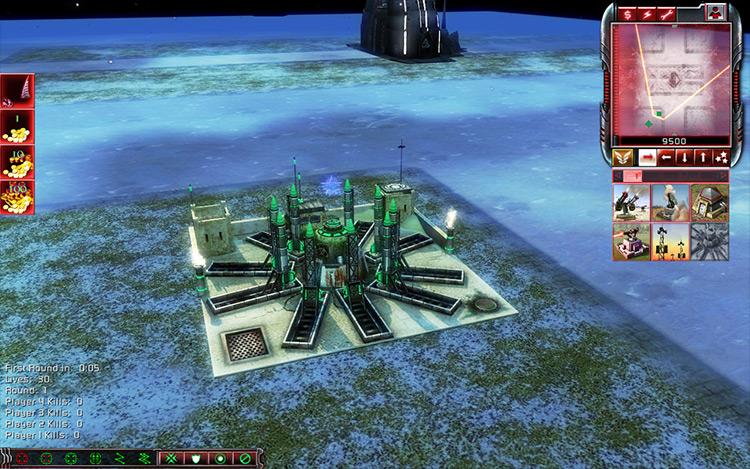 Tower Defense - C&C 3 Tiberium Wars mod