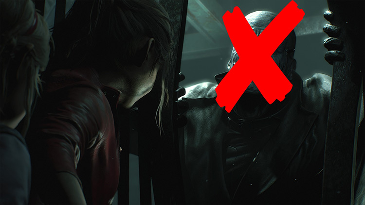 X No More remake mod for Resident Evil 2