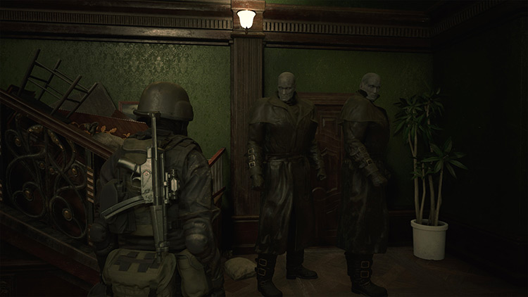 X-Treme Nightmare Resident Evil 2 remake mod