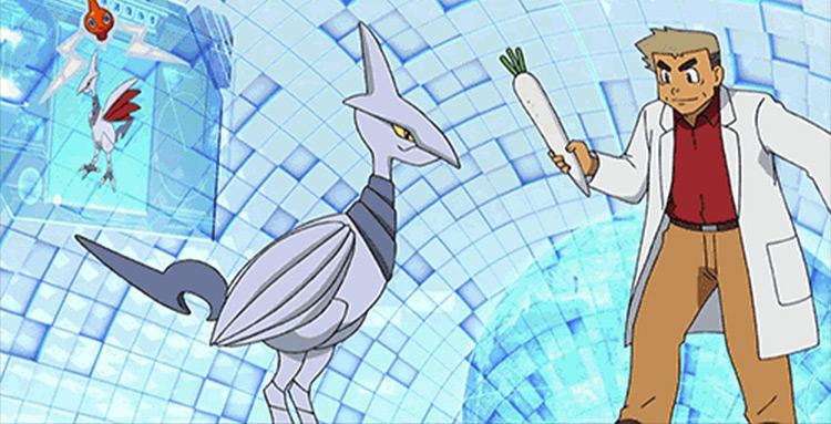 Skarmory from Pokémon anime