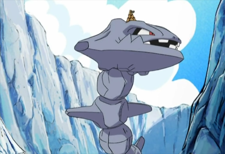 Steelix Pokémon anime