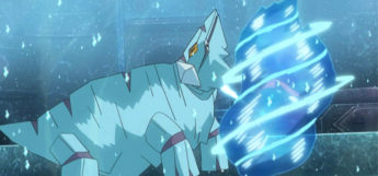 Avalugg in the Pokemon Anime