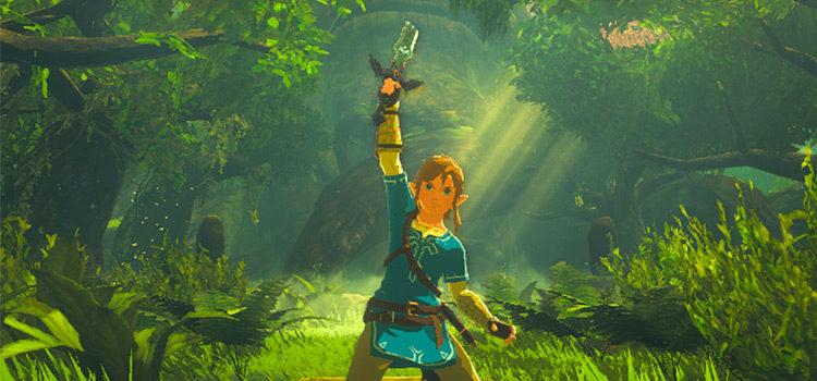 20 Best LoZ: Breath Of The Wild Mods Worth Trying