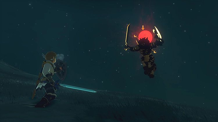 Moon Slayer Weapon Set Legend of Zelda: Breath of the Wild mod