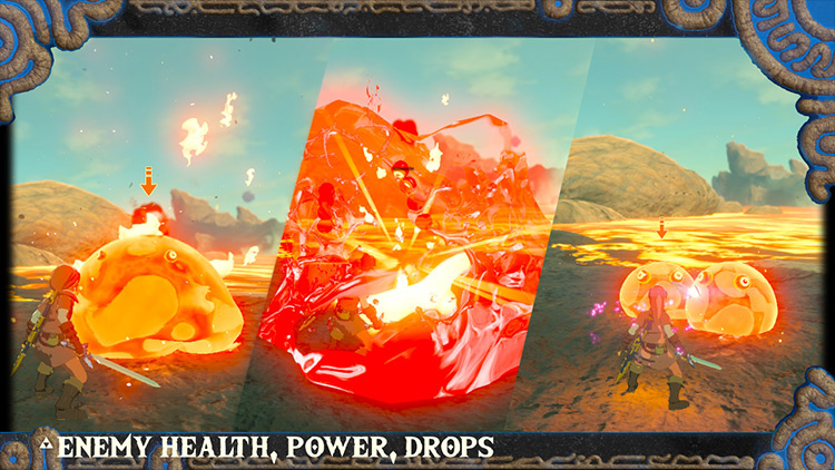 Hyrule Rebalance Legend of Zelda: Breath of the Wild mod screenshot
