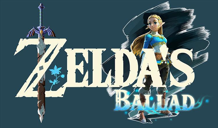 Zelda's Ballad - Breath of the Wild mod screenshot