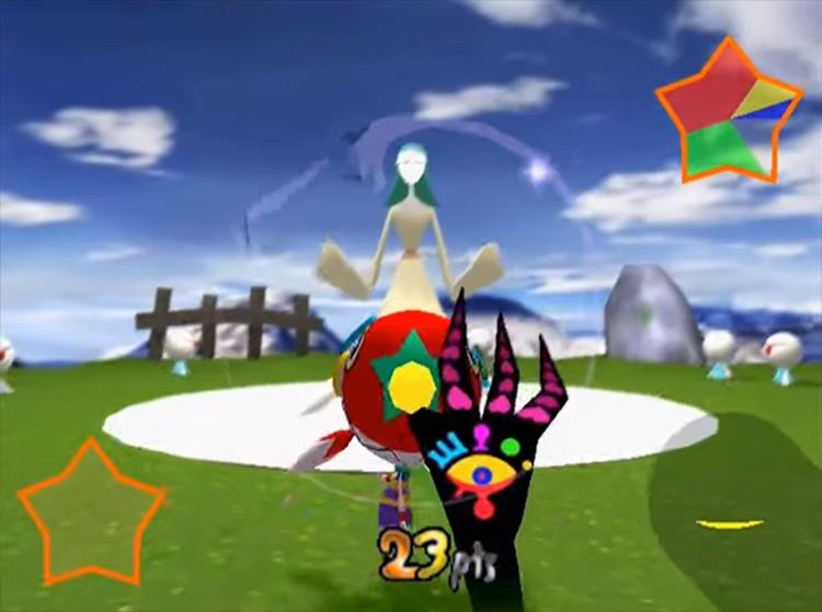 Stretch Panic game screenshot