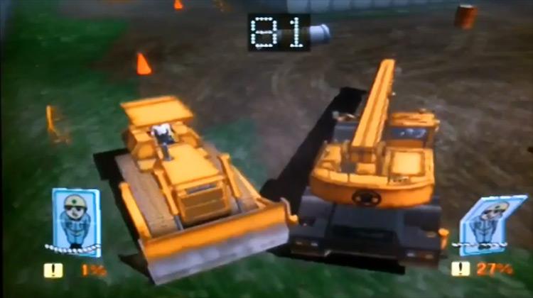 BCV: Battle Construction Vehicles gameplay