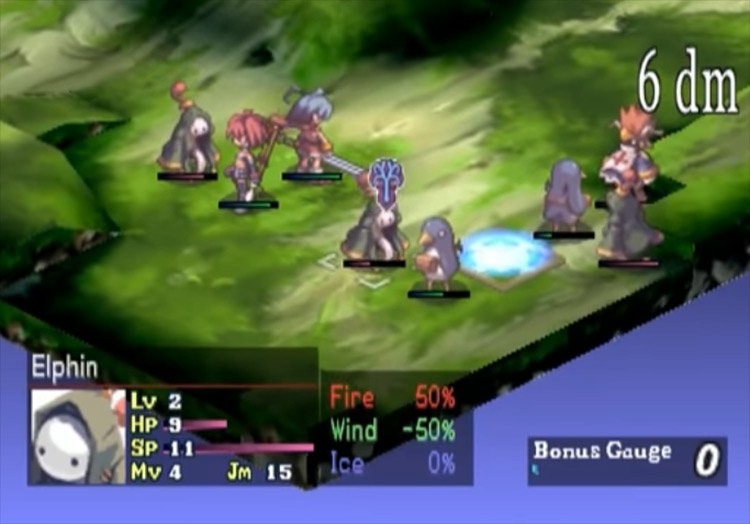 Disgaea: Hour of Darkness PS2 game