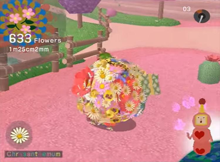 We ♥ Katamari game screenshot