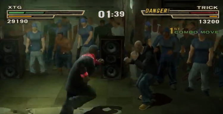 Def Jam: Fight for NY gameplay