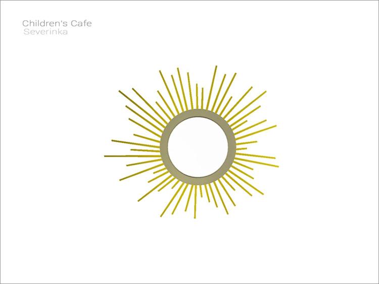 Sunny Window Sims 4 CC screenshot