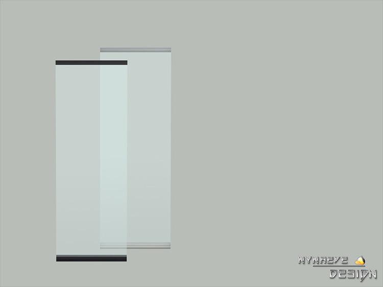 Altara Modular Window Sims 4 CC