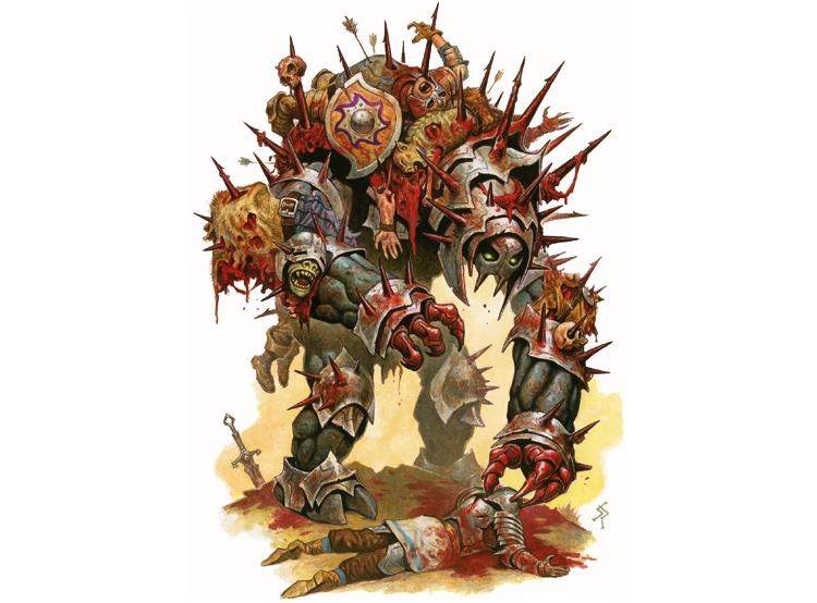 Cadaver Collector artwork from 5e