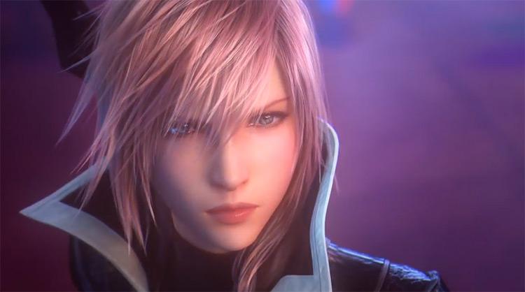 Lightning (Claire Farron) FF13 screenshot