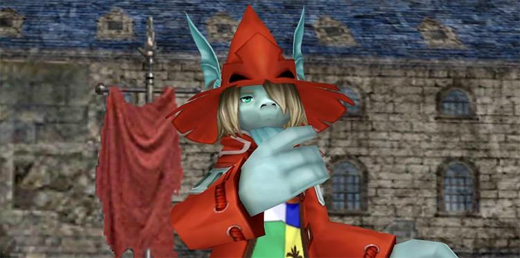 Freya Crescent from Final Fantasy IX