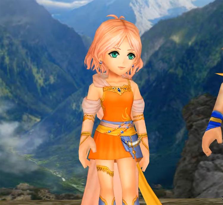 Lenna Charlotte Tycoon FF5 screenshot