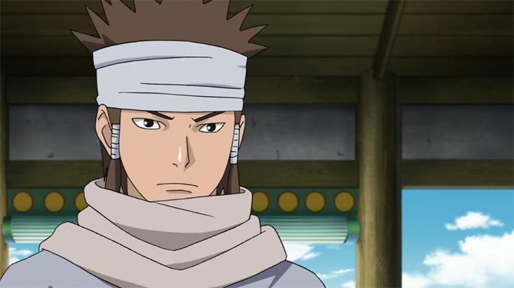 Asura Otsutsuki in Naruto anime