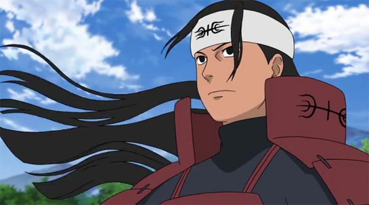 Hashirama Senju in Naruto