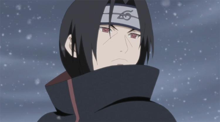 Itachi Uchiha del anime Naruto