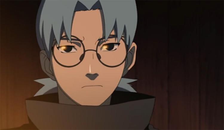 Kabuto Yakushi del anime Naruto