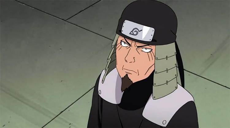 Hiruzen Sarutobi in Naruto