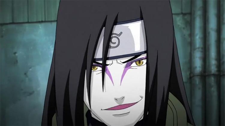 Orochimaru en Naruto