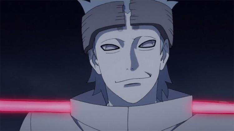 Urashiki Ōtsutsuki from Naruto anime