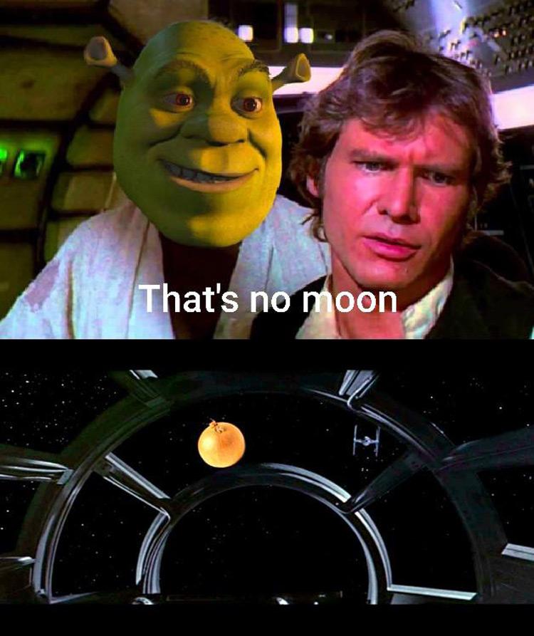 Thats no moon meme