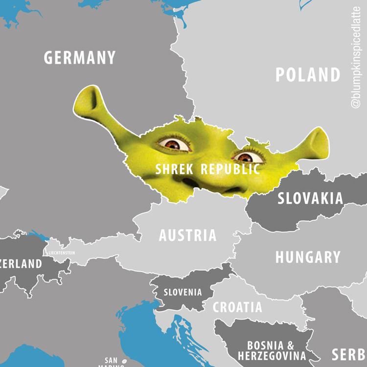 Shrek Republic meme