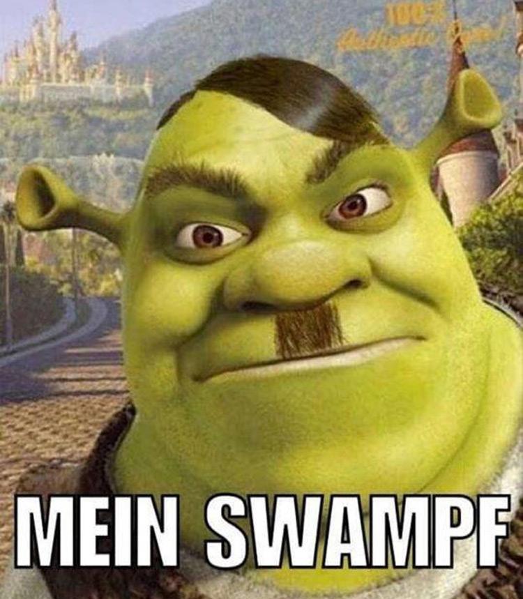 Mein Swampf meme