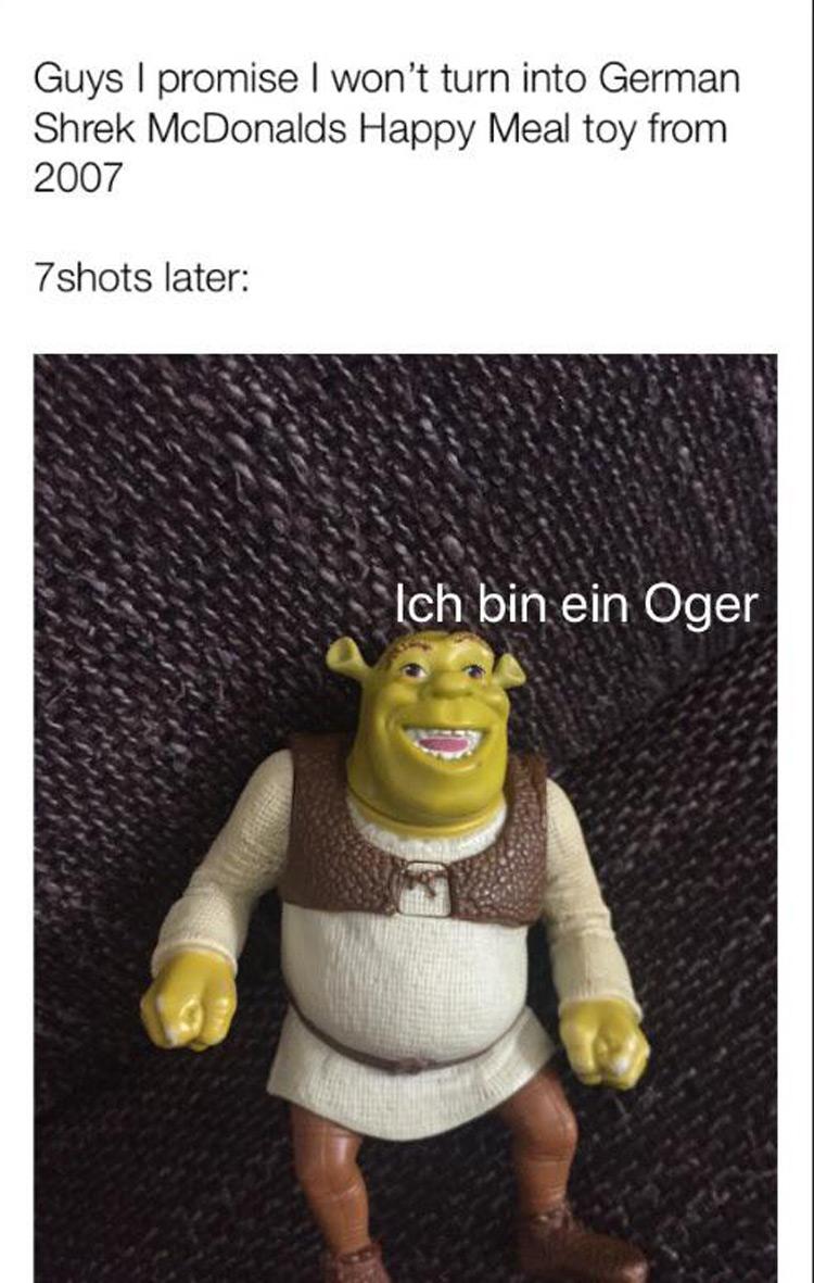 Ich Bin Ein Ogre