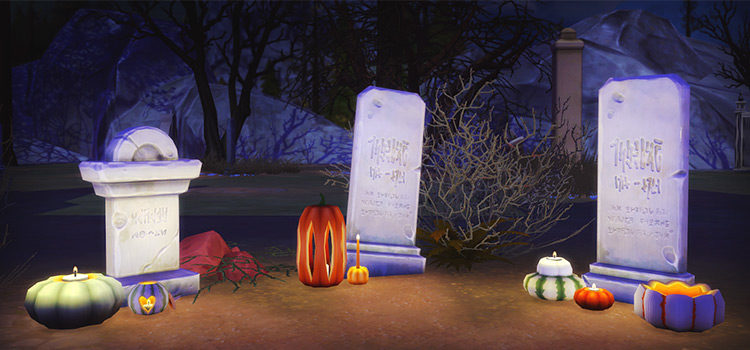 Best Sims 4 Halloween CC: Decor, Costumes & More