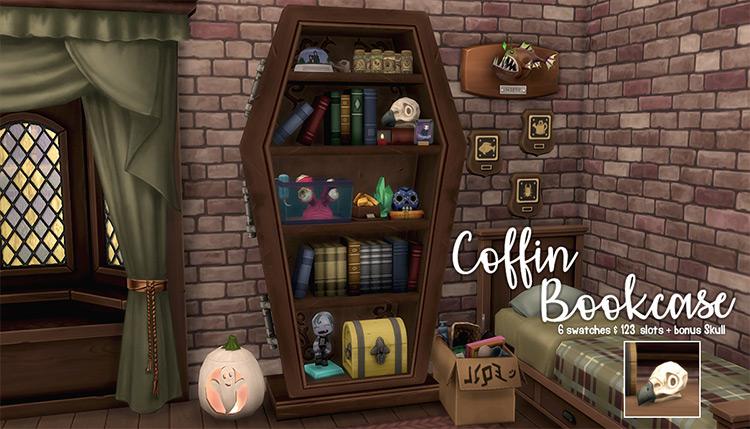 Simblreen 2017 Treats CC for Sims 4