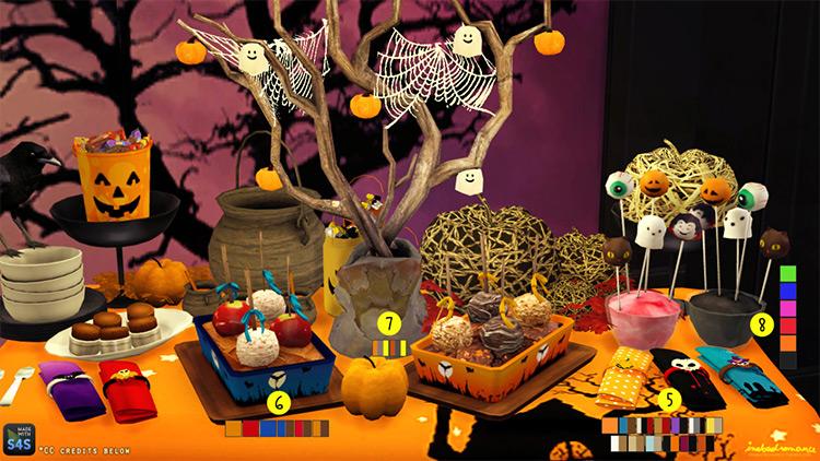 Simblreen 2015 Deco Sims 4 CC screenshot