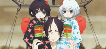 Hozuki Coolheadedness Anime - Wit Studio