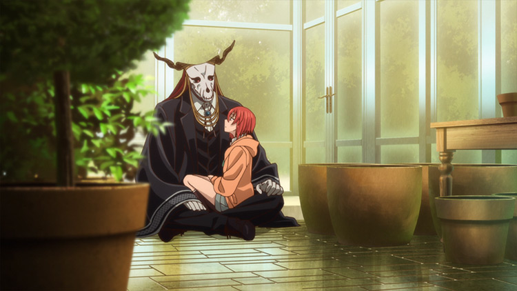 The Ancient Magus' Bride WIT Studio anime screenshot