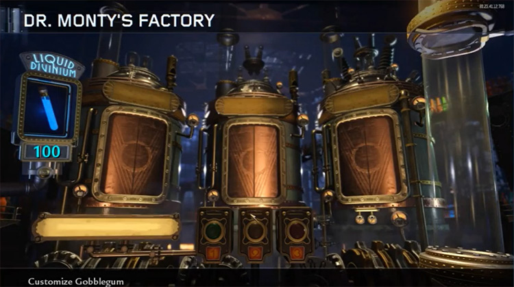 Black Ops 3 dr. Monty's Factory 1.0 Call of Duty: World at War mod