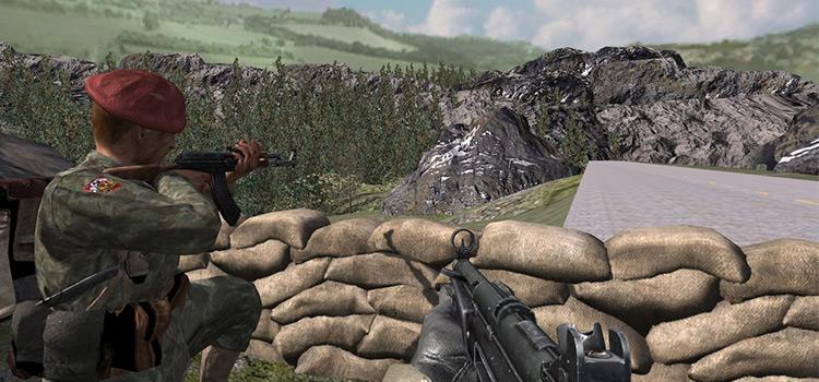 Operation Cinema Mod for Modern Warfare