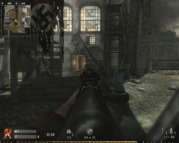 PeZBOT - Multiplayer Bots mod for Call of Duty 4: Modern Warfare