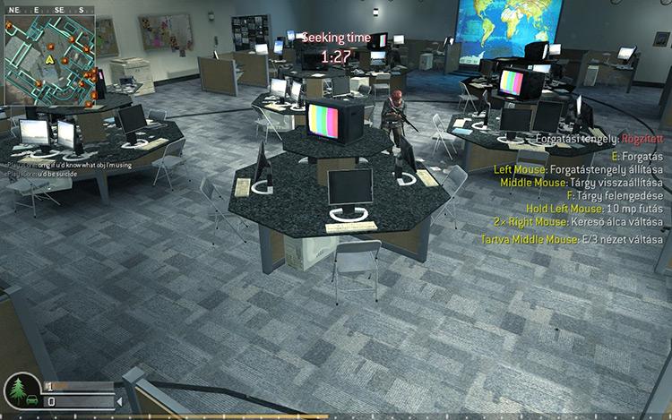 Hide 'n Seek Mod for Call of Duty 4: Modern Warfare