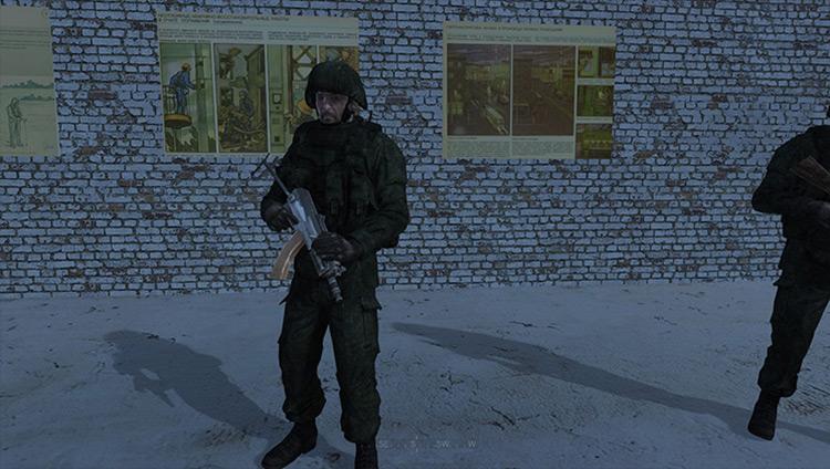 Russian Warfare Call of Duty 4: Modern Warfare mod