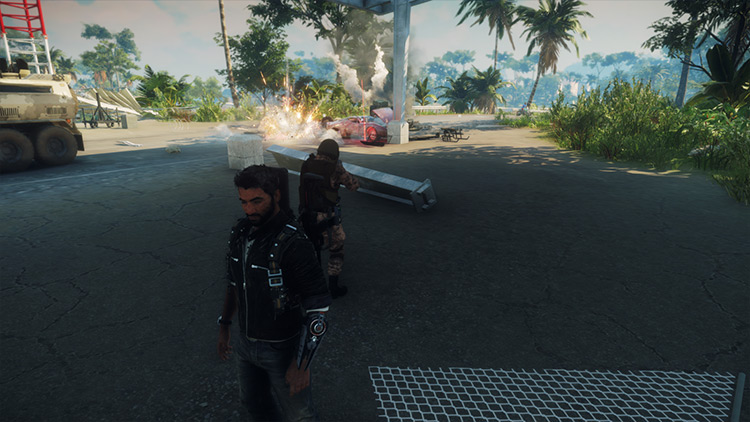 More Chaos mod for Just Cause 4