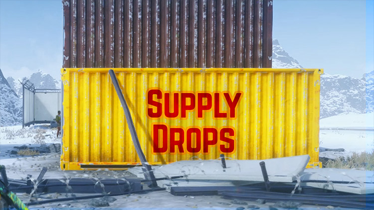 Better Supply Drops Just Cause 4 mod