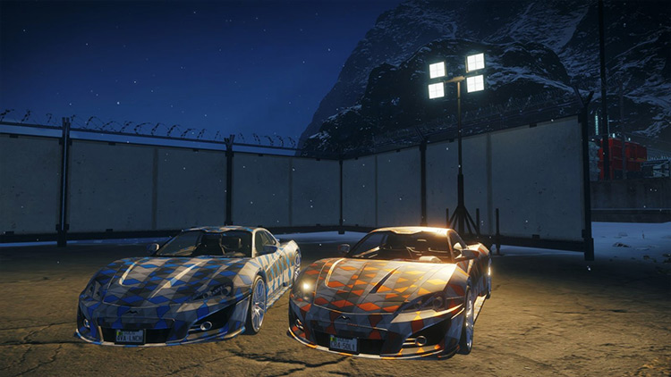 Paintjobs Plus V2 mod for Just Cause 4
