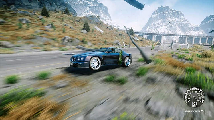 Ultra Realistic Lighting Graphics Mod for Just Cause 4