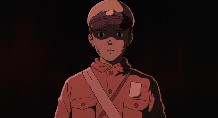 Seita Yokokawa from Grave of the Fireflies anime