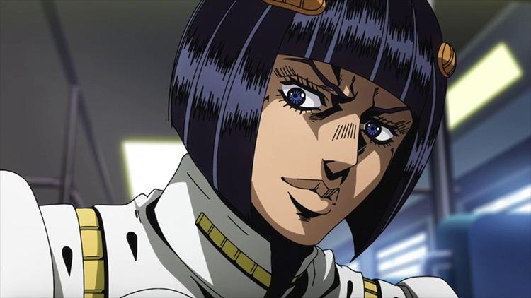 Bruno Bucciarati JoJo's Bizarre Adventure anime screenshot