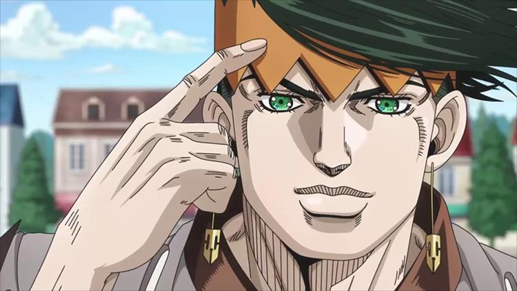 Rohan Kishibe JoJo's Bizarre Adventure character